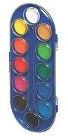 Vodové barvy HERLITZ Loco - 12 barev