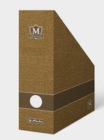 Box archivační Montana - A4/11cm, hnědý         9060369