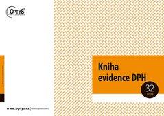 Kniha evidence DPH A4 OP1019