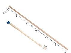 Držák na lampion - dřevěný, 60cm      1020084