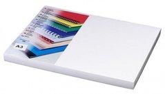 Karton DELTA  A3/250g/100ks modrá-imitace kůže