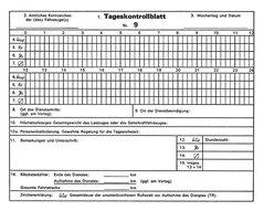 Kontrollbuch A5 OP1173