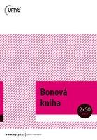 Bonová kniha A4 OP1264