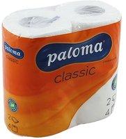 Toaletní papír PALOMA 150/4/16 bílý        2vrst.