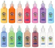 Barvy na sklo 22ml/1 mix     1502