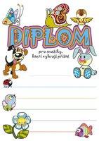 Diplom A5 Snažík BD057