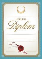 Diplom A4 Vavřín BD142