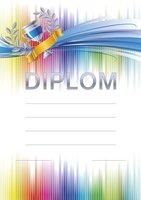 Diplom A5 Duha BD053