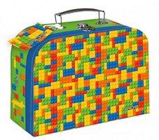 Kufřík školní 'Bricks' - 1736-0284