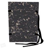 Spisové desky A4 MRAMOR, černé, 1320g, HIT 177.10