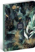 18 měsíční diář Petito-Eukalyptus 2021/2022 ,,11x17cm PGD-30241