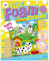Kreativní tvoření-Fun Foam Picture 1906