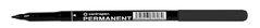 Popisovač Permanent 2536/1, černý, 1mm, kulatý hrot, CENTROPEN