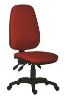 Židle 1540 ASYN bez područek, černý kříž