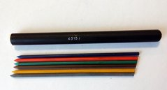 TUHA versatilky COLORAMA barevná mix 6ks 4315