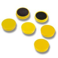 MAGNETY 9795/10ks (žluté) CENTROPEN