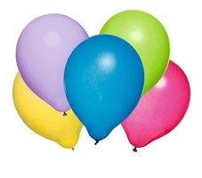 Balónky HERLITZ - 25ks, mix barev
