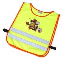 Reflexní dětská vesta včelka, 3-6 let