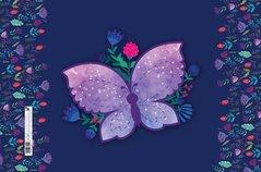 Podložka na stůl Motýl  5-84320