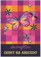 Desky A4 -  ABC Motýl 1-17018