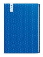 Diář denní - David - lamino - A5 - modrý BDD9 4-22