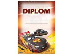Dětský diplom A4 - Disney Cars           5300858