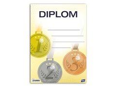 Dětský diplom A5 - Medaile       5300917
