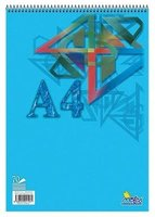 Blok A4 spirála 14070/1b (čistý)       NOTES