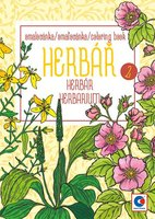 Omalovánka  A5 - Herbář II.  BO502