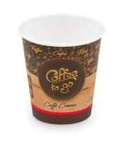 Kelímek papírový Coffee to go 200ml 50ks  76620