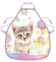 Zástěrka dětská MFP Kočka         8040883