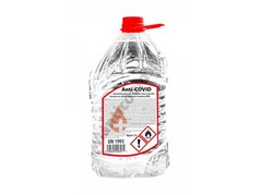 Anti-COVID dezinfekce  5l PET               3900050