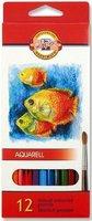 Pastelky 3716/12 akvarelové