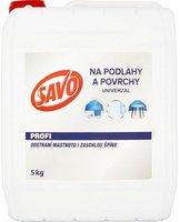 SAVO PROFI 5l, čistič na podlahy univerzální