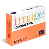 Papír COLORACTION A4/80g/500 Cihlově oranžová - OR43 Amsterdam