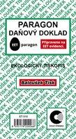 Paragon - daňový  doklad - EET