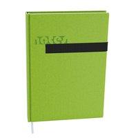Notes linkovaný A6 - vigo - zelená