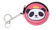 Peněženka Baagl - kulatá, Panda                A-7498