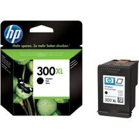 CTR- CC641EE, HP 300XL, black, blistr, 600str., 12ml, HP DeskJet D2560,