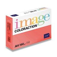 Papír COLORACTION A4/160g/250 Jahodově červená - CO44 Chile