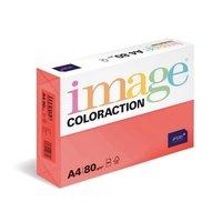 Papír COLORACTION A4/80g/500 Jahodově červená - CO44 Chile