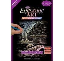 Puzzle Castorland 30 dílků -Lokomotiva / Vesmír / Delfín / Stavba
