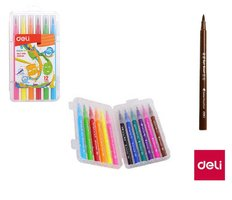 Fix DELI štětečkový 12 barev Color Emotion EC10304