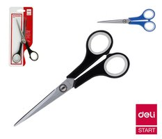 Nůžky 175mm LUX DELI E6003