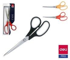 Nůžky 230mm LUX DELI E38369