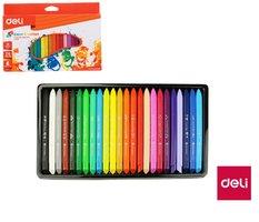Pastely plasticolor DELI 24 barev Color Emotion EC20020