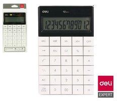 Kalkulačka DELI E1589 bílá
