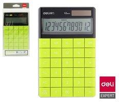 Kalkulačka DELI E1589 zelená