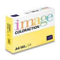 Papír COLORACTION A4/160g/250 Pastelově žlutá - YE23 Desert