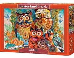 Puzzle Castorland 2000 dílků - různé motivy